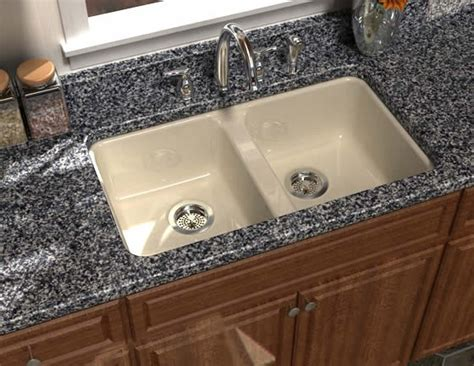 SONG S 8430 4U PRIMA? Undercounter Two Bowl Kitchen Sink