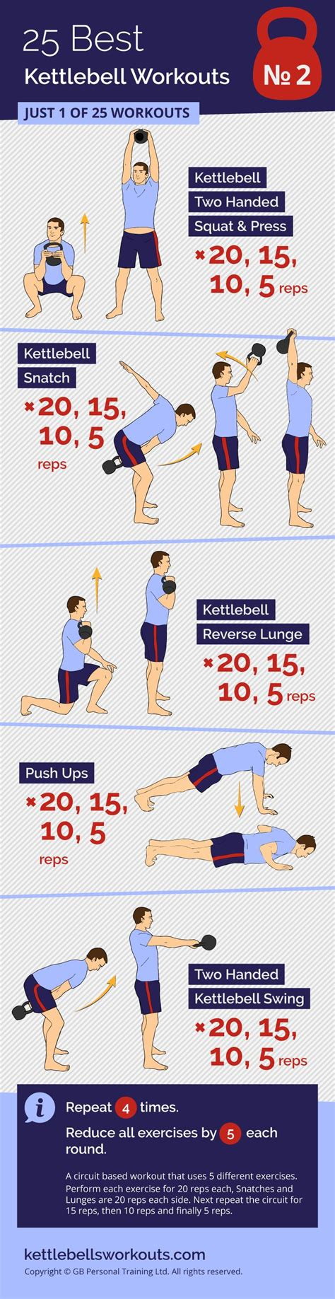 circuit kettlebell take kettle bell workout workouts kettlebellsworkouts body training artikkeli five exercise
