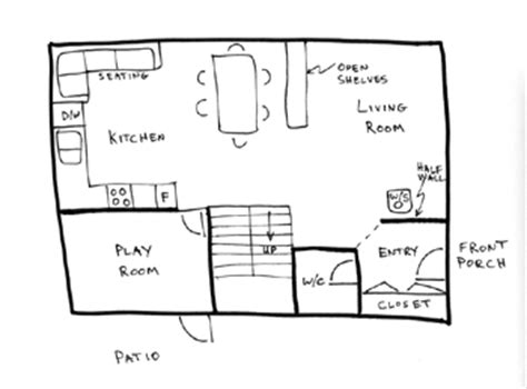 how to draw floor plans for a house draw floor plans