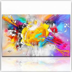 Moderne Kunst Leinwand : bratis art bilder leinwand abstrakt kunst wandbild kunstdruck modern xxl 253a eur 59 95 ~ Markanthonyermac.com Haus und Dekorationen
