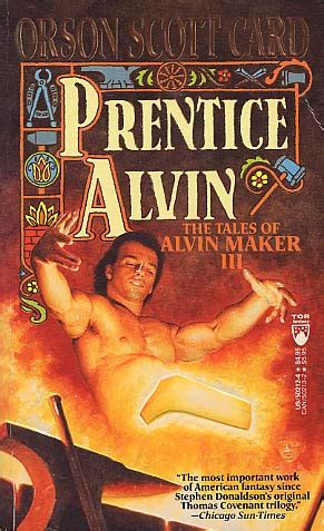Prentice Alvin By Orson Scott Card Fictiondb