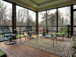 Amazing Screened in Porches and Decks