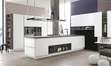 cuisine avec ot central diseño de cocinas modernas pequeñas