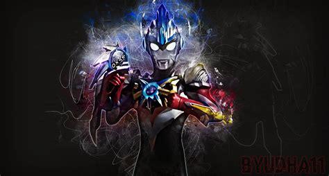 Ultraman Orb Trinity By Byudha11 On Deviantart