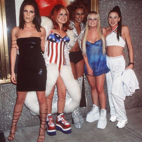 This Spice Girl Says She Was Bullied By Members Of The