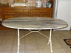 Table Marbre Ovale : table ovale marbre occasion clasf ~ Teatrodelosmanantiales.com Idées de Décoration