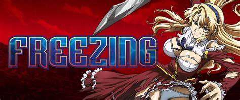 Anime Freezing Game Top 10 Romance Action Anime Highly Recommended Page