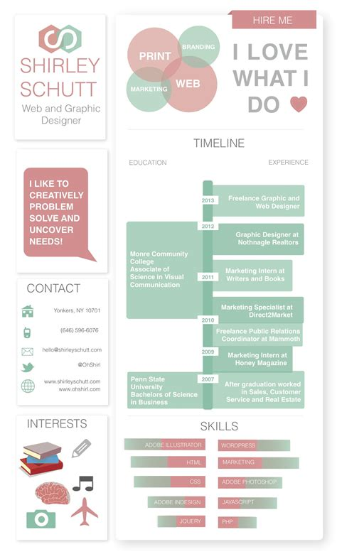 Graphic Design Resume Skills List by I Liked That There Was Text On This Resum 232 And