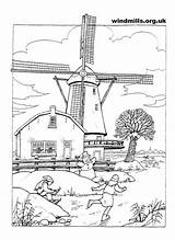 Coloring Windmills Holland Printable Adult Windmill Google Windmolens Adults Patterns Netherlands Wood Colouring Burning Cool Sheets Dutch Nederland Heel Template sketch template