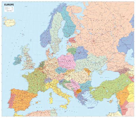 Carte Routière De L Europe 2017 by Carte Europe Routiere My