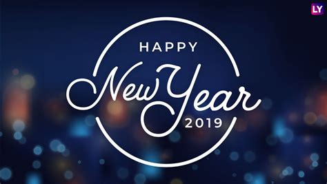 New Year 2019 Images & Hd Wallpapers For Free Download