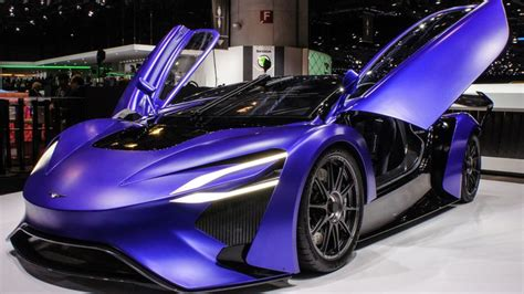 chinese company tests turbine driven electric super car