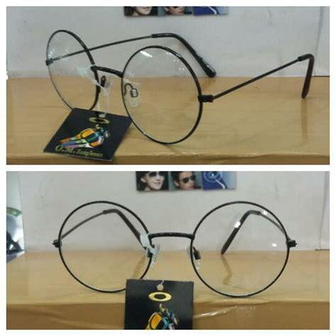 jual kacamata gaya bulat boboho di lapak zel grosir riokacamata68