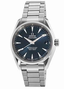 Omega 231.10.39.21.03.002 Seamaster Aqua Terra Automatic ...