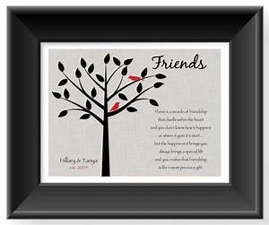 Best Friend Gift - Personalized Gift For A Special Friend ...