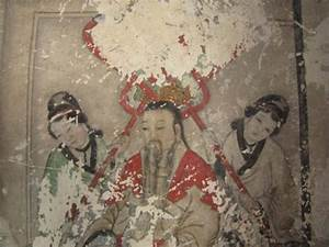 Liaoning Officials Fired For Painting Over Ancient Fresco