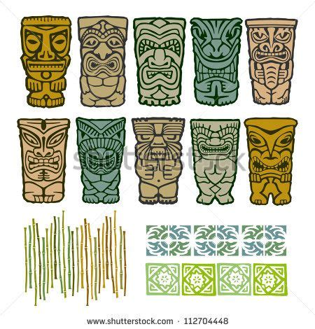 Tiki Totem Templates by Best 20 Tiki Mask Ideas On Pinterest Tiki Totem Tiki