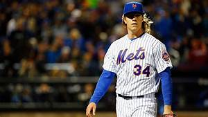 Mets' Noah Syndergaard eating bowls of venison to throw ...