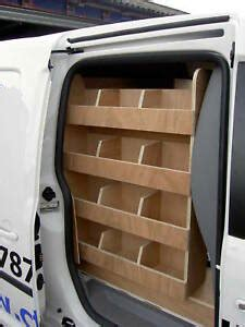 vw caddy plywood shelving racking racks ebay