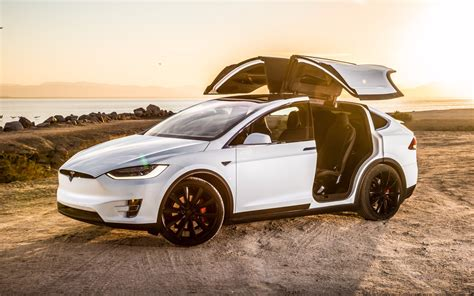 Financial news · print and mobile access · latest trends & insights News - Two Tesla Model Xs Arrive For Oz Showcase