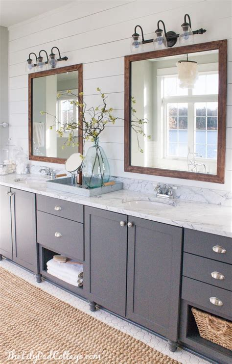 large size of bedroom easy on the eye oak furniture decorating ideas lake house master bath makeover the lilypad cottage