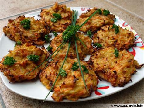 info recette cuisine galettes de légumes recette de cuisine