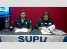 SUPU TV Canal 23 Sindicato Único de Policias del