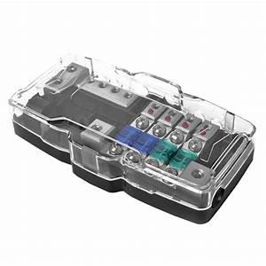 Mini Blade Fuse Holder Box : vodool car fuse accessories audio stereo mini blade fuse ~ A.2002-acura-tl-radio.info Haus und Dekorationen