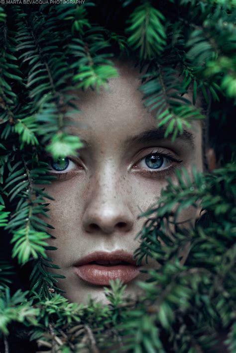 Ethereal Female Portraits Serene Beauty