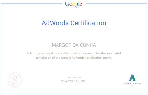 complete guide to the new adwords certification test
