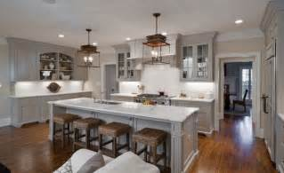 gray kitchen island 20 stylish ways to work with gray kitchen cabinets