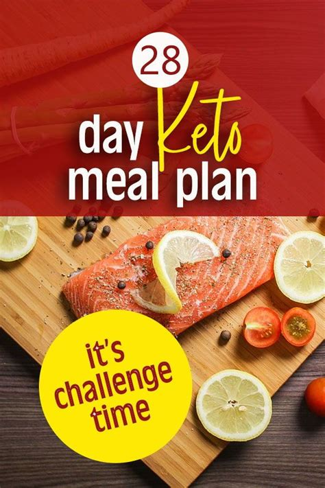 day keto meal plan challenge meal planning
