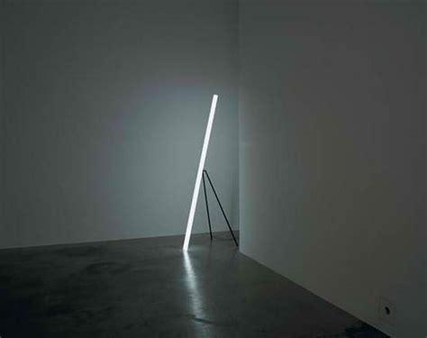 minimalist led lamp  chicako ibaraki design