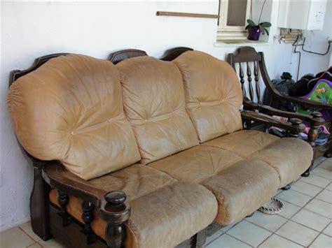 canapé cuir ancien canape à donner à angouleme