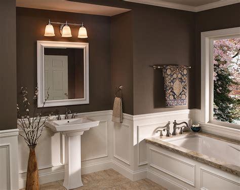 Bathroom Light Fitures Brushed Nickel  Home Design Ideas