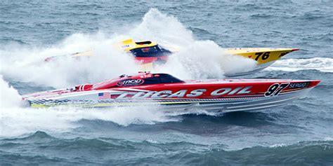 Speedboot Oostende by P1 Powerboat Racing Zeebrugge