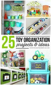 toy organization ideas 25+ Toy Organization Projects & Ideas