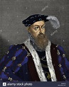 Christian III, 12.8.1503 - 1.1.1559, King of Denmark 1534 ...