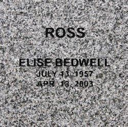 elise bedwell ross 1957 2003 find a grave memorial 242 | 58656121 128450269546