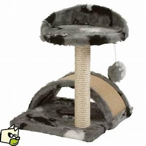 Panier Chat Pas Cher : arbre chat ludique avec griffoir ~ Teatrodelosmanantiales.com Idées de Décoration