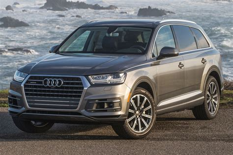 Used 2017 Audi Q7 For Sale  Pricing & Features Edmunds
