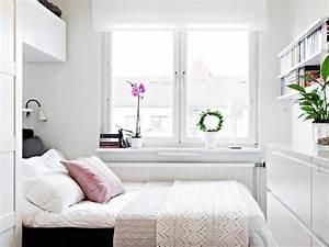Chambre 9m2 Ikea : 50 nifty small bedroom ideas and designs renoguide ~ Melissatoandfro.com Idées de Décoration