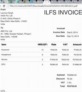 free website to create invoices and download invoice as pdf With free software to create invoices