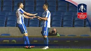 Brighton & Hove Albion 2-0 Milton Keynes Dons - Emirates ...