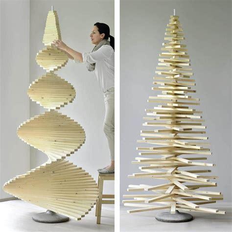 Weihnachtsbaum Aus Holz by Diy Weihnachtsbaum Aus Holzlatten Weihnachtsbaum