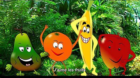 J'aime Les Fruits  Alain Le Lait (i Like Fruits) Youtube