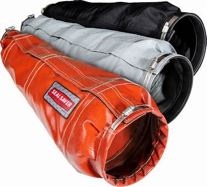 Cylinder Hydraulic Covers Seal Saver Boots Options
