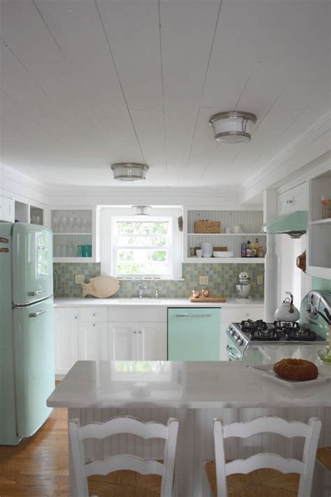 Home Decor Ideas Small House by House Tour And Retro Kitchen Eclectic Cottage