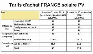 Panneaux Photovoltaiques Prix : energies vendre sa production d 39 nergie solaire edf ~ Premium-room.com Idées de Décoration