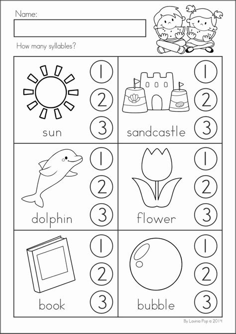 Summer Worksheets For Kindergarten Worksheets For All  Download And Share Worksheets  Free On